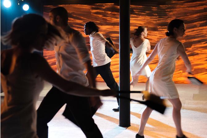 Deadline - Critique sortie Théâtre Choisy-le-Roi Usine Hollander
