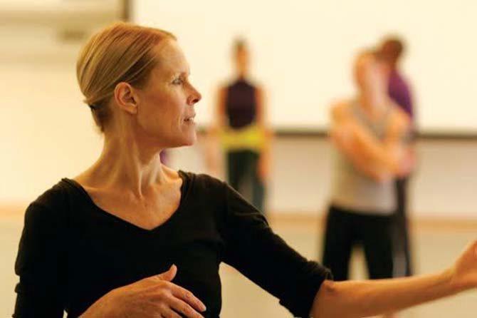 Deux grandes dames en masterclasses - Critique sortie Danse Paris Atelier de Paris-Carolyn Carlson