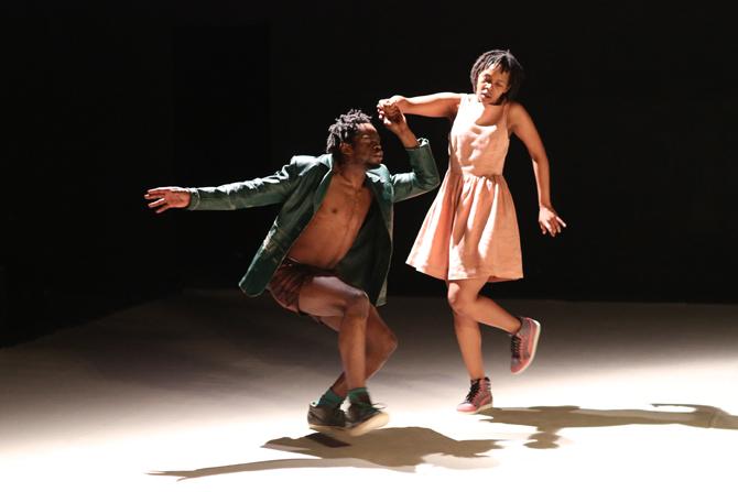 Faits d'hiver - Critique sortie Danse Paris Micadanses