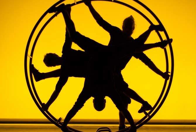 Festival Cirque - Critique sortie Théâtre Noisiel La Ferme du Buisson