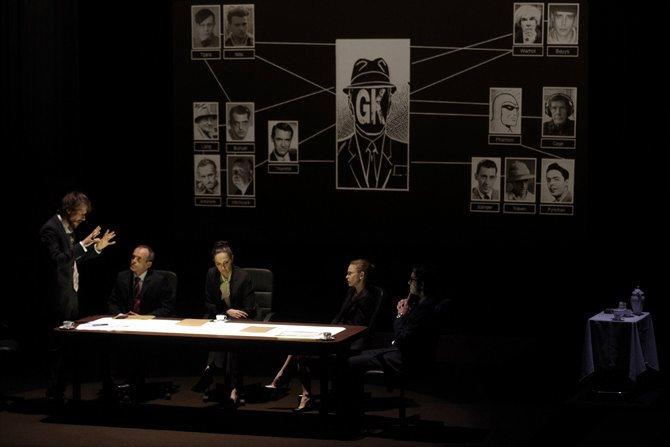 George Kaplan - Critique sortie Théâtre Fontenay-aux-Roses Théâtre des Sources