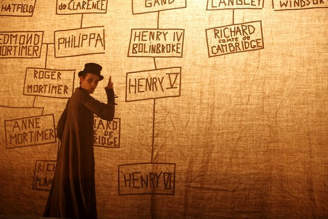 Henri VI (Cycle 1) - Critique sortie Théâtre Sceaux _Théâtre Les Gémeaux