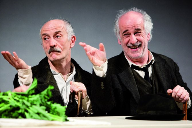Le Voci di dentro - Critique sortie Théâtre Bobigny MC93