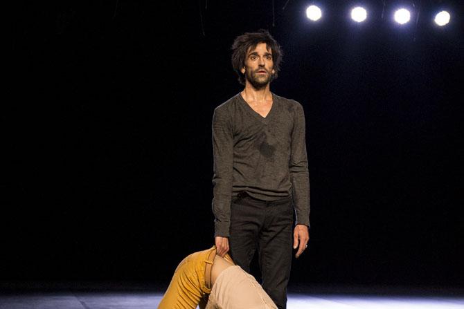 La Nuit transfigurée - Critique sortie Danse Pantin Centre national de la danse