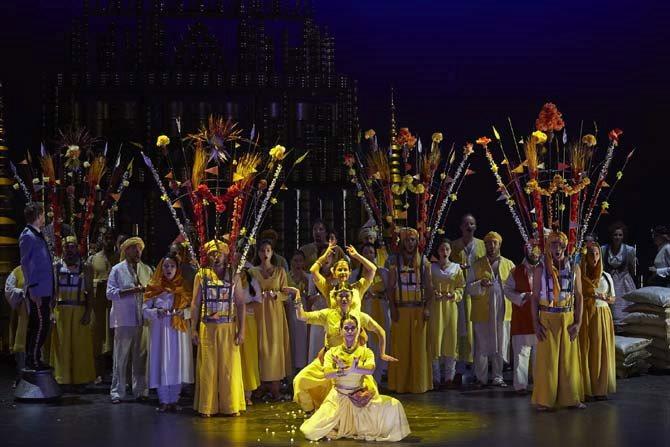 LAKME DE DELIBES - Critique sortie Classique / Opéra Paris Opéra Comique