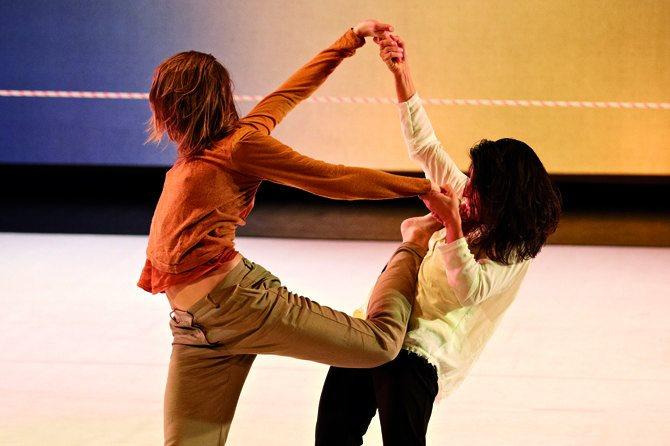 Modern Dance - Critique sortie Danse Combs-la-Ville La Coupole