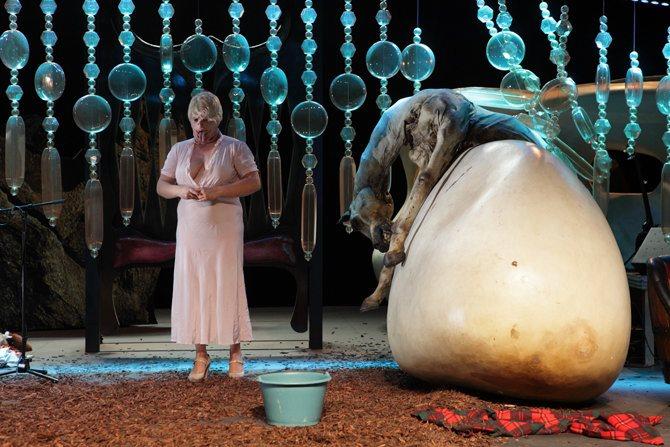Prélude à l'agonie - Critique sortie Théâtre Paris Théâtre du Rond-Point