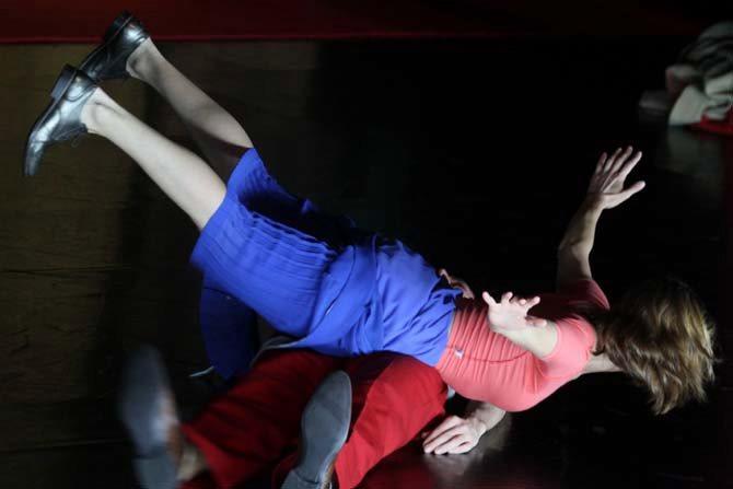 Roi et Reine - Critique sortie Danse Paris Atelier de Paris-Carolyn Carlson