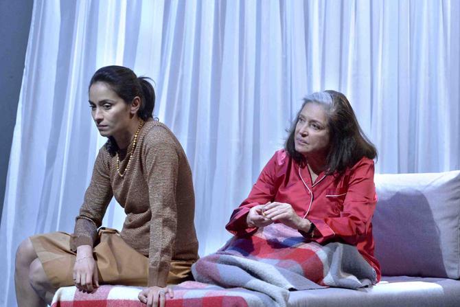 Sonate d'Automne - Critique sortie Théâtre Paris Théâtre de l'Œuvre