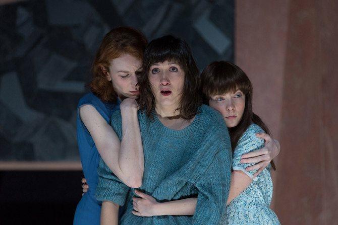 Agnès - Critique sortie Théâtre Ivry-sur-Seine _Théâtre des Quartiers d'Ivry