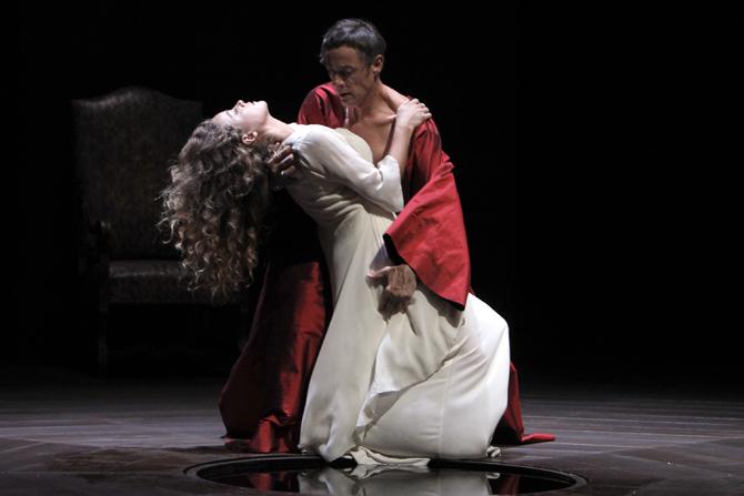 Britannicus - Critique sortie Théâtre Nanterre Théâtre Nanterre-Amandiers