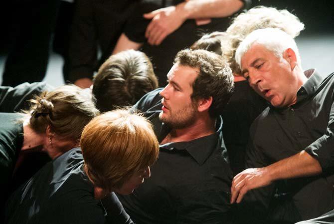 Chorus - Critique sortie Danse Torcy Espace Lino Ventura