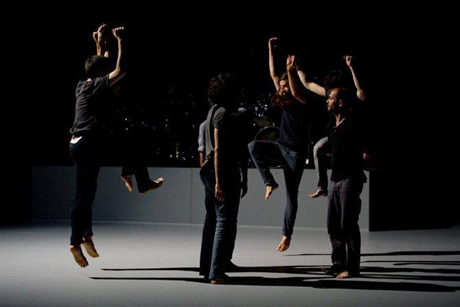 D'après une histoire vraie - Critique sortie Danse Pontoise L'APOSTROPHE - THEATRE DES LOUVRAIS