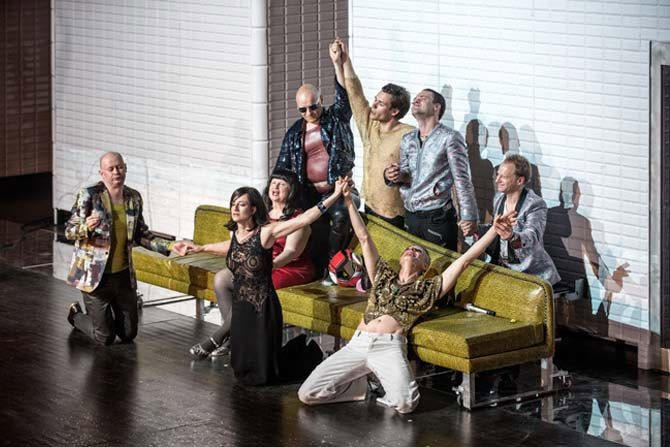 Kabaret Warszawski - Critique sortie Théâtre Paris Théâtre national de Chaillot
