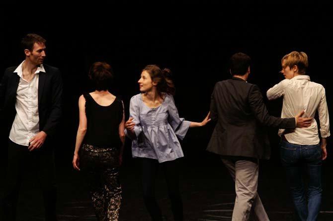 Les Noces - Critique sortie Danse Paris Micadanses