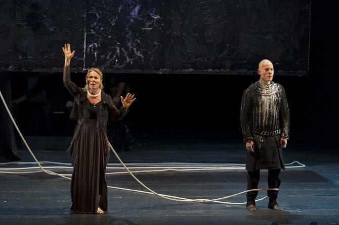 Des Héros - Critique sortie Théâtre Nantes Le Grand T