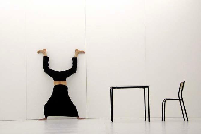 Rétrospective Xavier Le Roy - Critique sortie Danse Paris Centre Pompidou