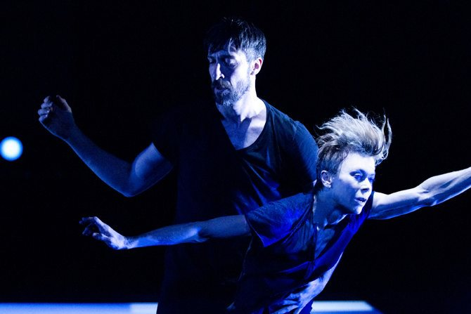 So Blue - Critique sortie Danse Paris Le Centquatre