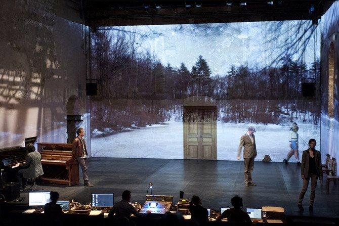 Re : Walden - Critique sortie Théâtre Paris Théâtre national de la Colline.