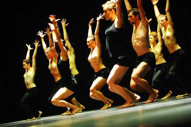 Shanghai Bolero - Critique sortie Danse Noisy-le-Sec Théâtre des Bergeries