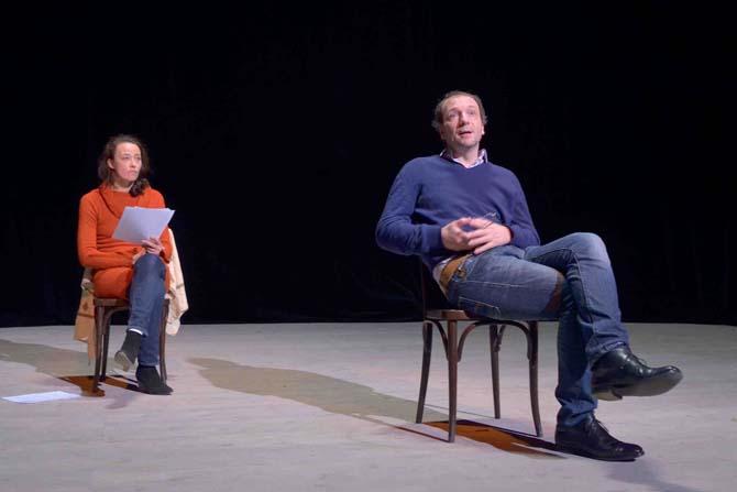 Ceux qui restent - Critique sortie Théâtre Paris Le Monfort