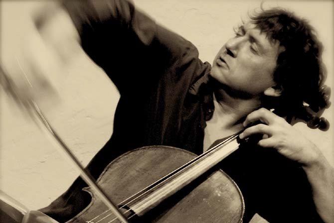 Vincent Courtois- Michael Ackerman - Critique sortie Jazz / Musiques Pantin La Dynamo