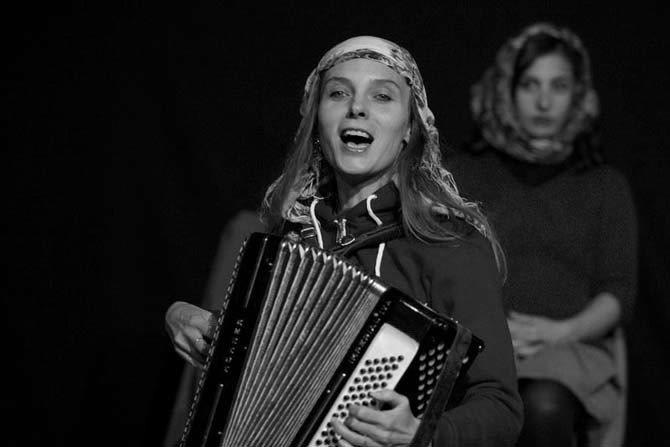 A la Périphérie - Critique sortie Théâtre Suresnes Théâtre de Suresnes Jean Vilar