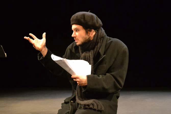 Artaud-Barrault et Qu'est-ce que le temps ? - Critique sortie Théâtre Boulogne-Billancourt Théâtre de l'Ouest Parisien