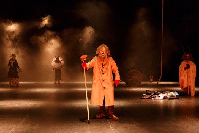 Carnages - Critique sortie Théâtre Tremblay-en-France Théâtre Louis-Aragon de Tremblay-en-France