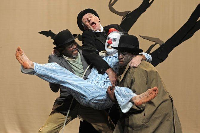 Jean Lambert-Wild, Marcel Bozonnet et Lorenzo Malaguerra - Critique sortie Théâtre Hérouville Saint-Clair COMEDIE DE CAEN
