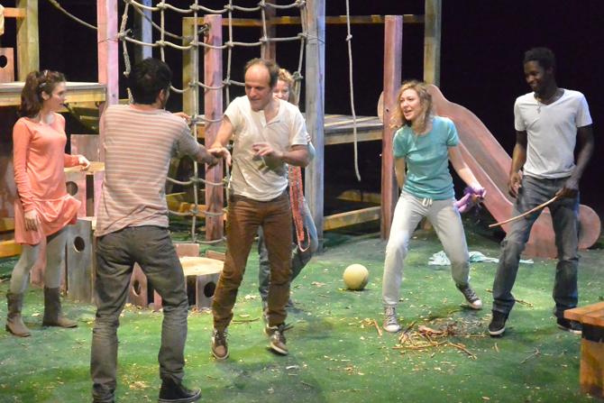 J'te ferai dire - Critique sortie Théâtre Cergy-Pontoise Théâtre 95