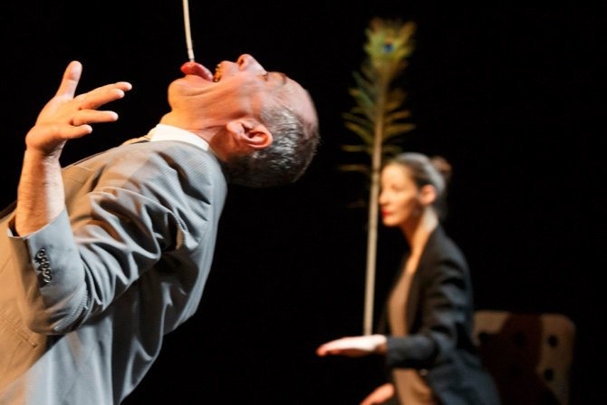 FoResT : balade mystérieuse - Critique sortie Théâtre Antony Espace Cirque d'Antony