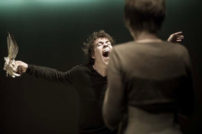 La Nostalgie de l'Avenir - Critique sortie Théâtre Paris Centre Wallonie-Bruxelles