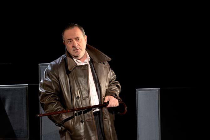 La Promesse de l'aube / La Vie est une géniale improvisation - Critique sortie Théâtre Boulogne-Billancourt Théâtre de l'Ouest Parisien
