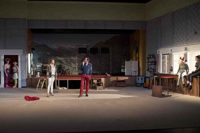 Liliom - Critique sortie Théâtre Paris Théâtre national de la Colline.