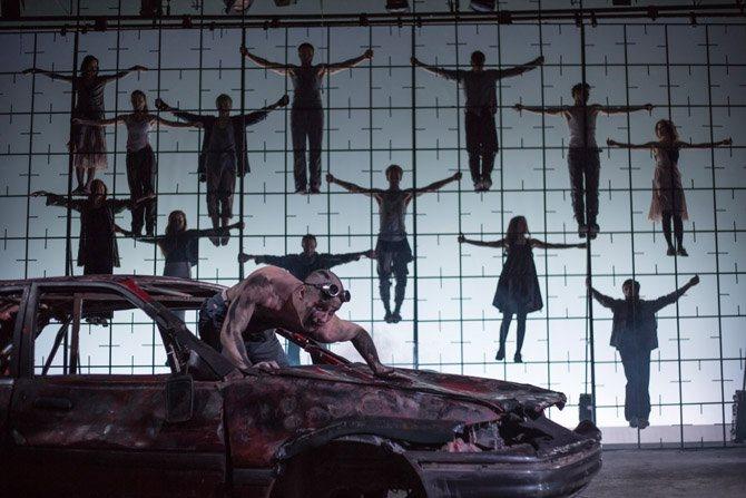 Le Studio 7 de Moscou - Critique sortie Théâtre Sceaux Les Gémeaux