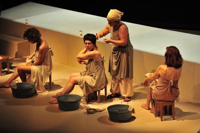 Miroirs d'Algérie - Critique sortie Théâtre Ivry-sur-Seine Studio Casanova