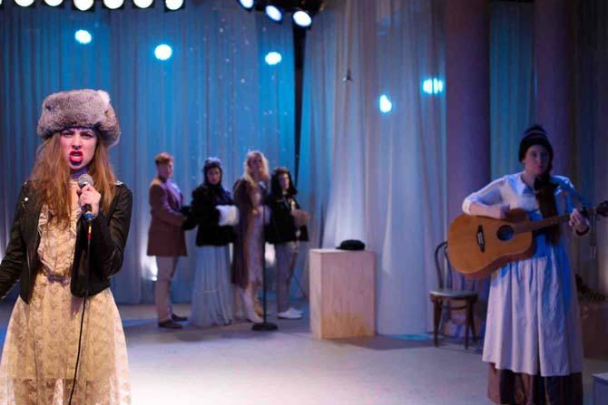 New York in Gennevilliers - Critique sortie Théâtre Gennevilliers Théâtre de Gennevilliers