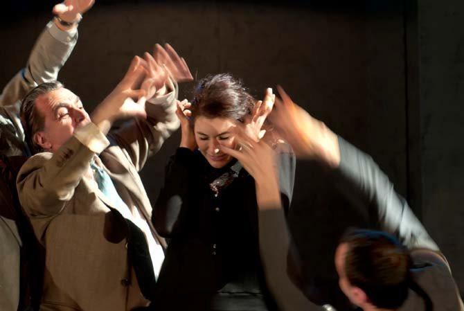 Oncle Vania - Critique sortie Théâtre Paris Théâtre de la Ville