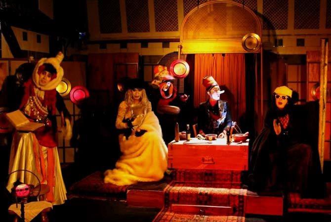 Pinocchio - Critique sortie Théâtre L'Ile-Saint-Denis Théâtre Nout