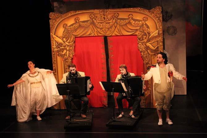 Shakespeare Notes - Critique sortie Théâtre Fontenay-aux-Roses Théâtre des Sources