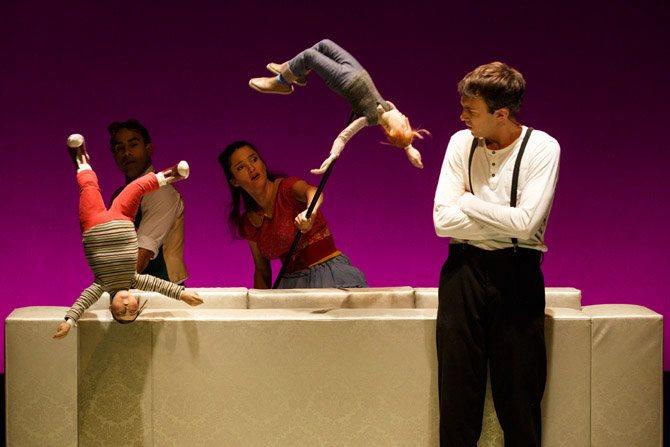 Un Chien dans la tête - Critique sortie Théâtre Paris Théâtre national de Chaillot
