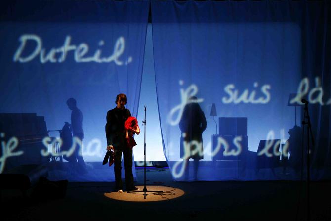 Vaterland, le pays du père - Critique sortie Théâtre Paris Théâtre de l'Aquarium
