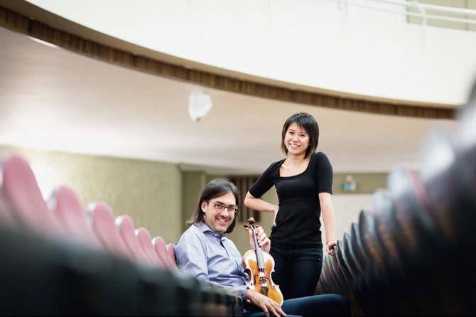 Leonidas Kavakos & Yuja Wang - Critique sortie Classique / Opéra Paris Salle Pleyel