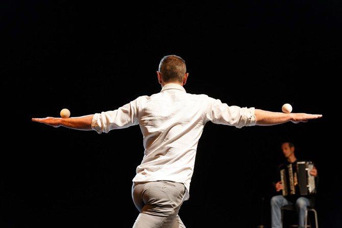 FoResT - Critique sortie Théâtre Anthony Espace Cirque d'Antony