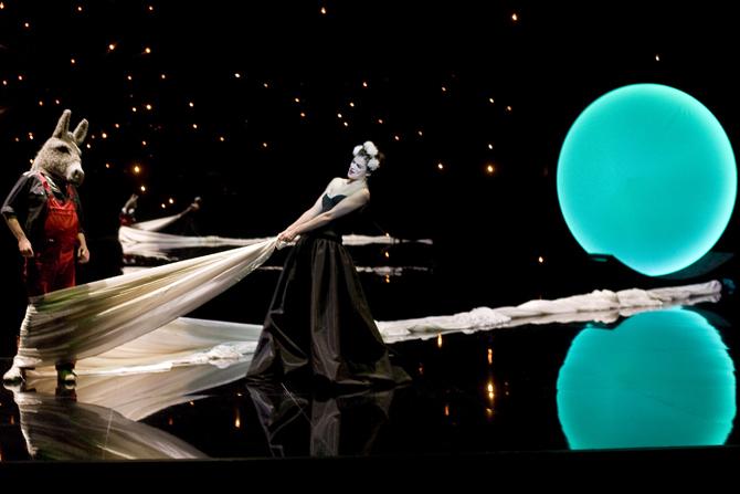 Le Songe d'une nuit d'été - Critique sortie Théâtre Toulouse Théâtre national de Toulouse Midi-Pyrénées