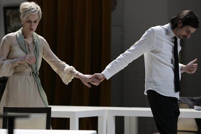 Tartuffe - Critique sortie Théâtre Paris ATELIERS BERTHIER