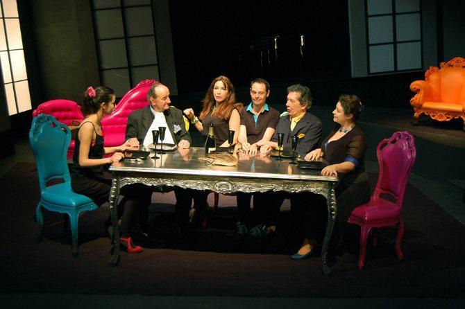 Chat en poche - Critique sortie Théâtre Paris Théâtre Artistic Athévains
