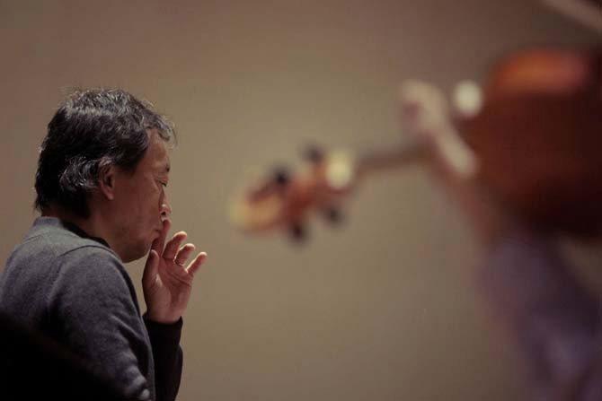 Myung-Whun Chung - Critique sortie Classique / Opéra Paris Salle Pleyel