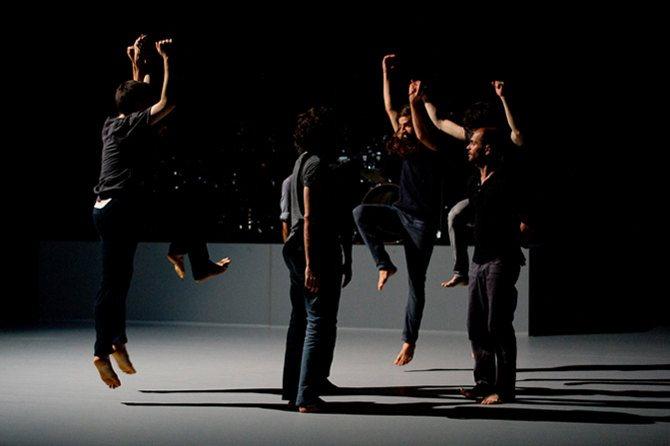 D'après une histoire vraie - Critique sortie Danse Paris Théâtre de la Ville